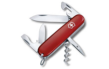 Victorinox Offiziersmesser Spartan 91mm, rot